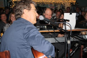 Mac Davis and Bobby Braddock at Tin Pain South 2011