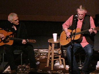 Guy Clark live 350x262 Review: Guy Clark in concert
