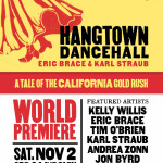 hangtown poster 150x150 Folk musical Hangtown Dancehall debuts in Nashville