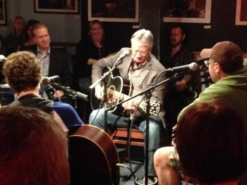 richie 350x262 A little Poco at the Bluebird Cafe in Nashville