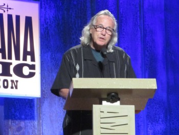 Ry Cooder at the Americana music Honors and Awards show