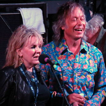 Lucinda Williams and Jim Lauderdale