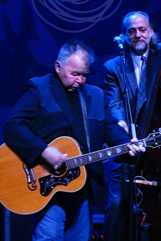 John Prine and Dave Jacques
