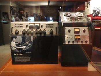 Sam Phillips' console
