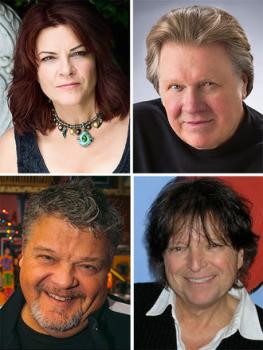 Rosanne Cash, Mark James, Craig Wiseman, Even Stevens
