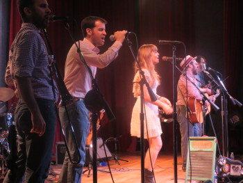 Dustbowl Revival at the City Winery