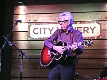 Nick Lowe in Nashville