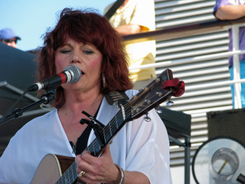 Kathy Baillie of Baillie and the Boys.