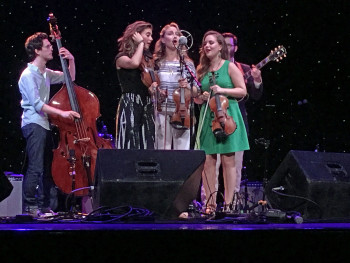 The Quobe Sisters Band