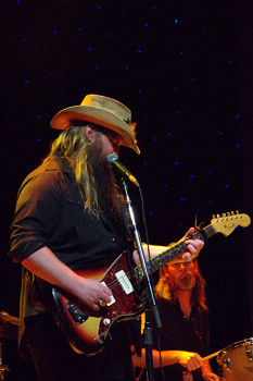 Chris Stapleton on Cayamo 2016