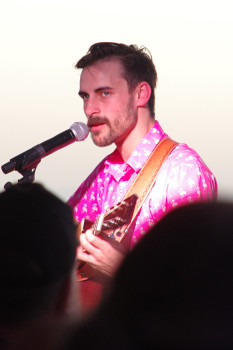 Robert Ellis on Cayamo 2016