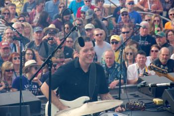 Jason Isbell on Cayamo 2016