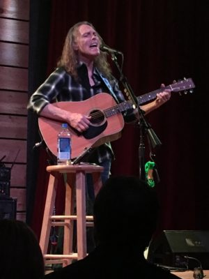 Timothy B. Schmit in concert at the City Winery in Nashville