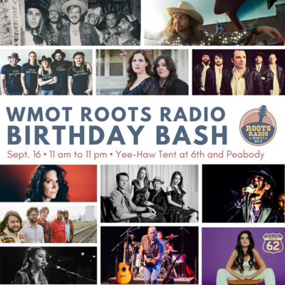 WMOT Birthday Bash at Americana Festival